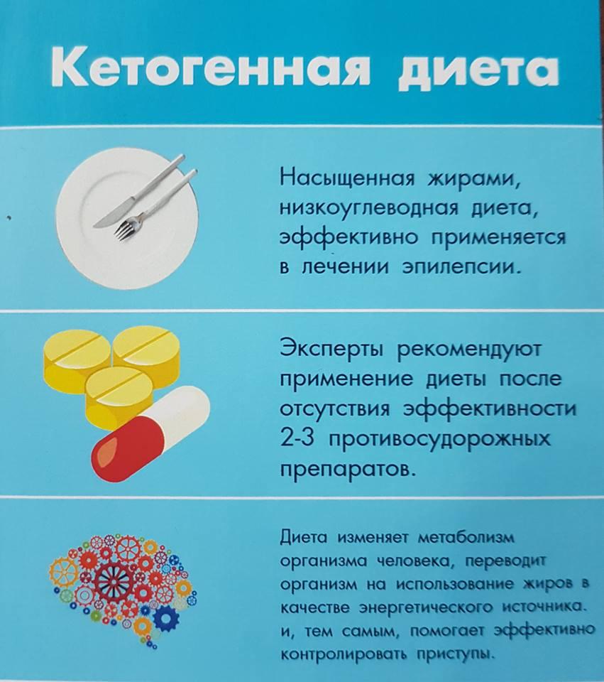 диета при эпилепсии у взрослых